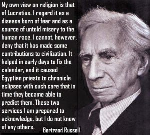 Morlocks - Bertrand Russell Quote 2